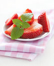 Free Fresh Strawberries Stock Photos - 19380203