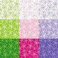 Free Seamless Floral Pattern Stock Photos - 19388633