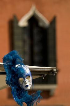 Free Typical Masks In Venice Royalty Free Stock Photos - 19380158
