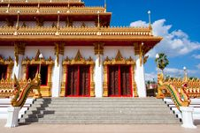 Free Temple In Thailand Royalty Free Stock Photos - 19380508