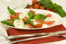 Free Italian Salad Royalty Free Stock Photos - 19380938