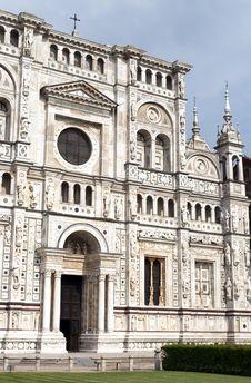 Free Italian Monastery Charterhouse Stock Image - 19382941