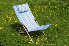 Free Garden Chair Stock Photography - 19387972