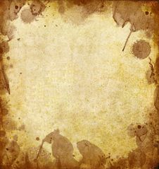 Free Old Grunge Paper Stock Photography - 19388732