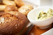 Free Bread An Roll Royalty Free Stock Image - 19389926