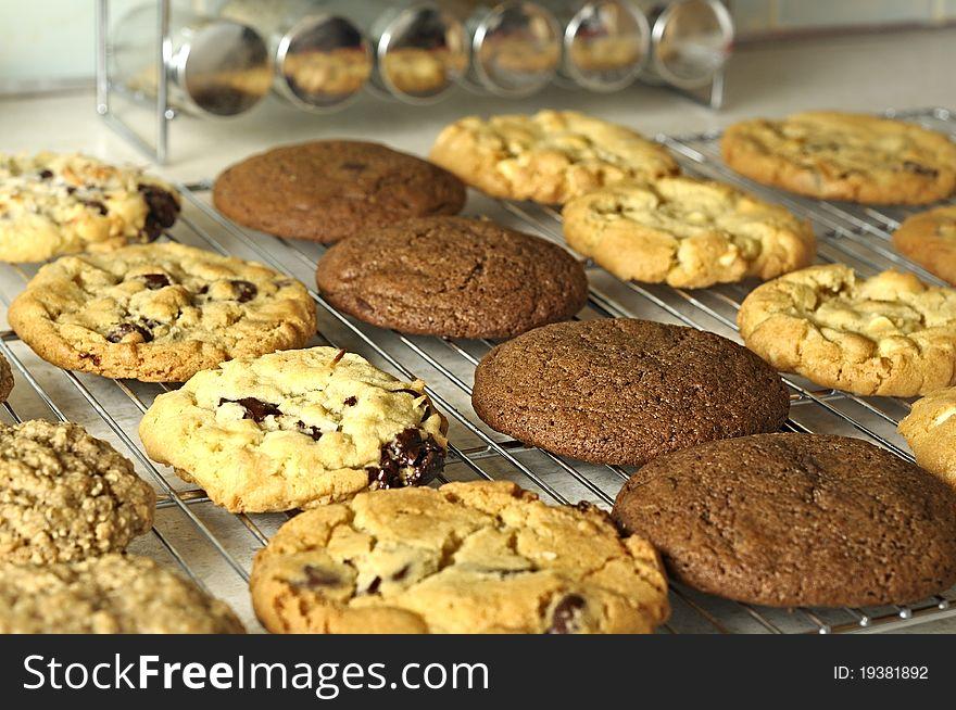 Rack of cookies 1