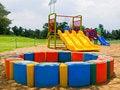 Free Children Playground Stock Images - 19398544