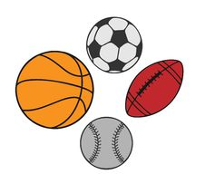 Free Sport Balls Stock Images - 19390284