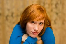 Free Red-haired_2 Stock Photos - 19390743