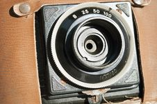 Free Vintage Camera Royalty Free Stock Image - 19393266