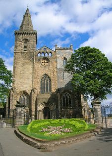 Free Dunfermline Abbey Stock Photography - 19393972