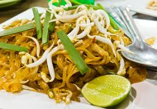 Free Traditional Padthai Stock Images - 19395004