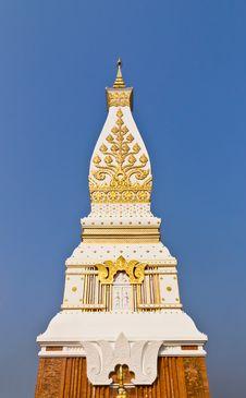 Free Wat That Phanom Temple Royalty Free Stock Image - 19395016