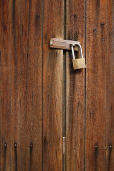 Free Locked Door Stock Photos - 19395113