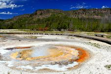 Free Yellowstone National Park Stock Photos - 19395323