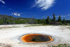 Free Yellowstone National Park Stock Images - 19395364
