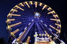 Free Ferris Wheel Stock Image - 19396301