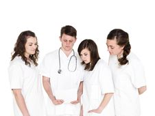 Free Doctor And Nurses Stock Photos - 19397953