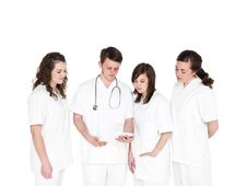 Free Doctor And Nurses Stock Photos - 19397973