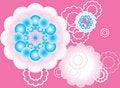 Free Floral Pattern Design Stock Image - 1942641