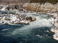 Free Icy River Stock Image - 1944051