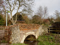 Free Brick And Flint Bridge Stock Images - 1947484