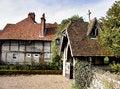 Free Medieval Village Cottage Stock Image - 1947521