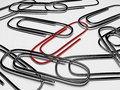 Free Paper Clip Royalty Free Stock Images - 1948749