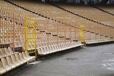 Stadion Seats Stock Photos