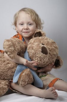 Free Teddy Bear Stock Images - 1942114