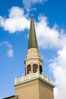 Free Church Steeple Stock Photos - 1942433