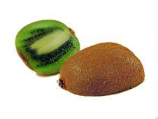 Free Slice Of Kiwi Royalty Free Stock Image - 1943596