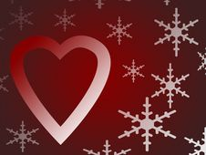 Love I Stock Photo