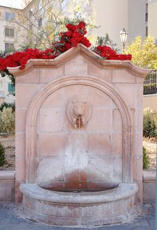 Free Water Fountain Royalty Free Stock Image - 1944486