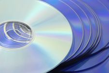 Free CD S In Closeup Stock Images - 1947184
