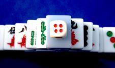 Free Mahjong In China Royalty Free Stock Photography - 1948947