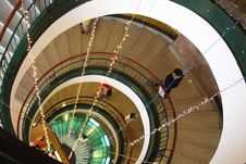 Free Spiral Staircase Stock Photo - 1949110