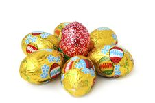 Free Flower Of Easter Eggs Stock Photography - 1949122