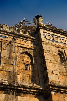 Free Muslim Building In New Delhi Stock Images - 1949204