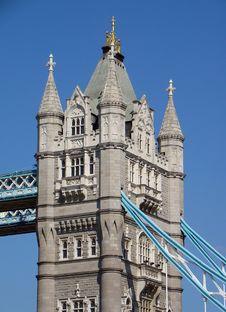 Free Tower Bridge Royalty Free Stock Image - 1949346