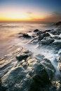 Free Beautiful Seascape. Royalty Free Stock Image - 19406026