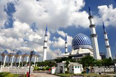 Free Mosque Royalty Free Stock Images - 19401949