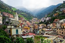 Free Riomaggiore, Cinque Terre, Italy Royalty Free Stock Photo - 19402325