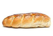 Free Poppy Seeded Plait Stock Photography - 19403402
