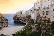 Free Polignano Royalty Free Stock Photography - 19404247