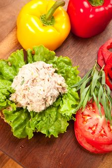 Free Tuna Salad Sandwich Royalty Free Stock Images - 19405279