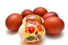 Free Eggs Royalty Free Stock Photos - 19406118