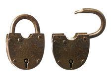 Free Locked And Unlocked Stock Image - 19406961