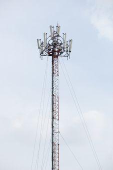 Telecommunications Stock Image