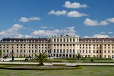 Free Schonbrunn Palace Stock Images - 19407864